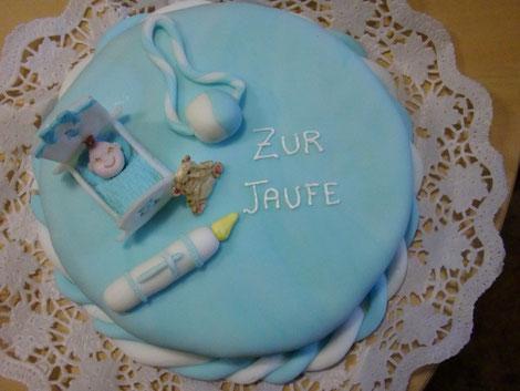Torte Taufe Wien