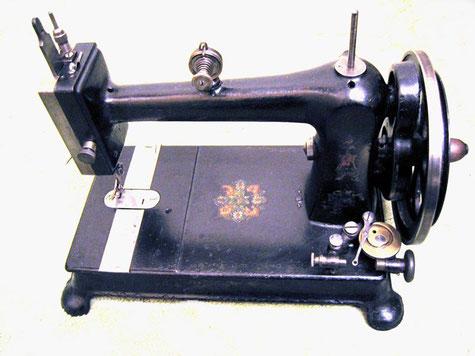 National Sewing Machine Company History