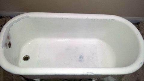 Claw Foot Bathtub Reglazing Refinishing Reglazing