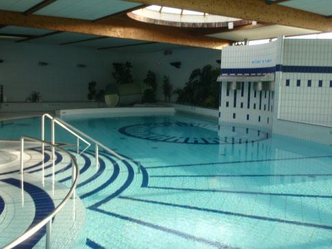 Piscine Beatrice Heiss  Riom  Site des Bbs nageoires Riom