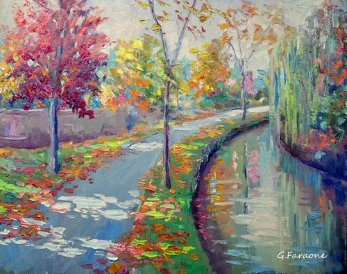 pittori impressionisti italiani contemporanei  Giuseppe