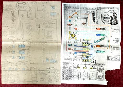 Deluxe Strat Wiring Diagram Also Fender Deluxe Strat Wiring Diagrams