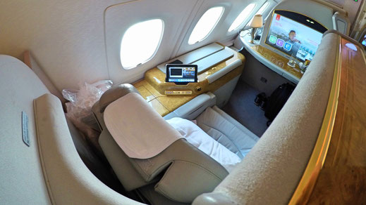 wheelchair emirates jessica charles chairs ottomans review the first class cabin and shower experience suite