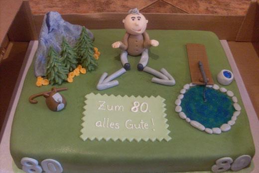 Torten zum runden Geburtstag in Gnserndorf bei Wien  Tanjas Backkreationen
