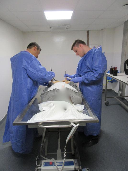 Maquiller les morts les dfuntsMaquillage Post Mortem  Thanatopraxie thanatopracteur