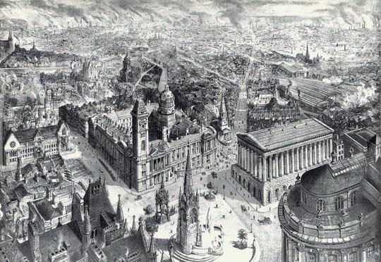 A Brief History of Birmingham  History of Birmingham
