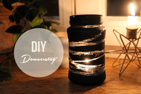 DIY Donnerstag: Einmachgläser upcycling - louloute München