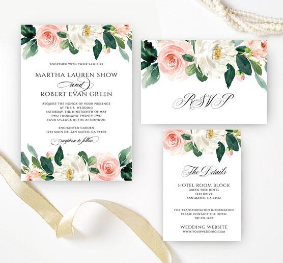 Wedding Invitations Lemonwedding
