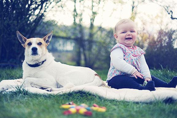 Kinderfotografin fotografiert Babyfotos  Fotostudio Osnabrck