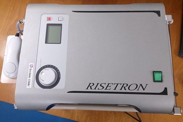 超短波治療器の最新型RISETRON(ライズトロン)とは ...