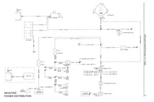 56 Peterbilt wiring schematic PDF  Truck manual, wiring