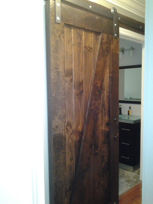dark walnut kitchen cabinets chicago remodeling rustic barnboard and live edge, tables, benches, barn ...
