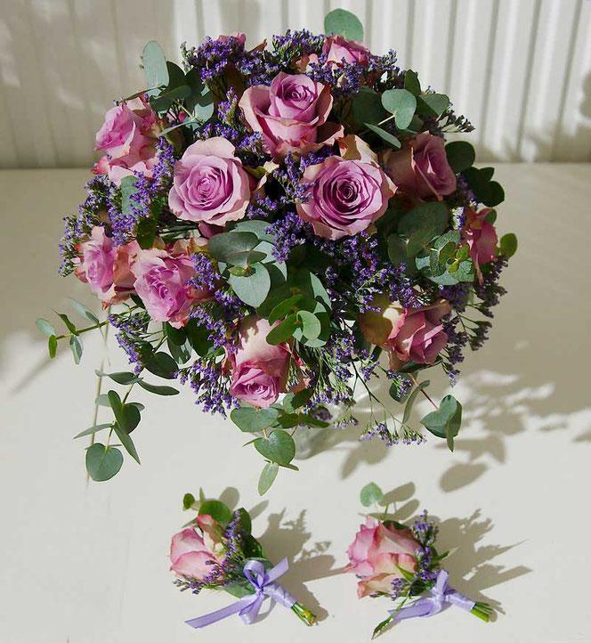 Brautstrau in Wien bestellen  vintage oder klassisch