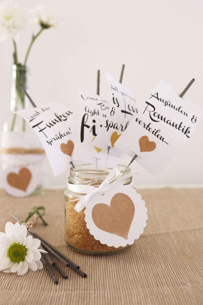 Spruche Wunderkerzen Hochzeit