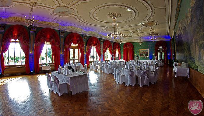 Hochzeit  Heiraten im Hotel Seeburg in Luzern  Hochzeitsdj Dubi  diehochzeitsdjsch die DJs