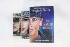 De laatste missie | Michael Grant - Buiten het Boekje