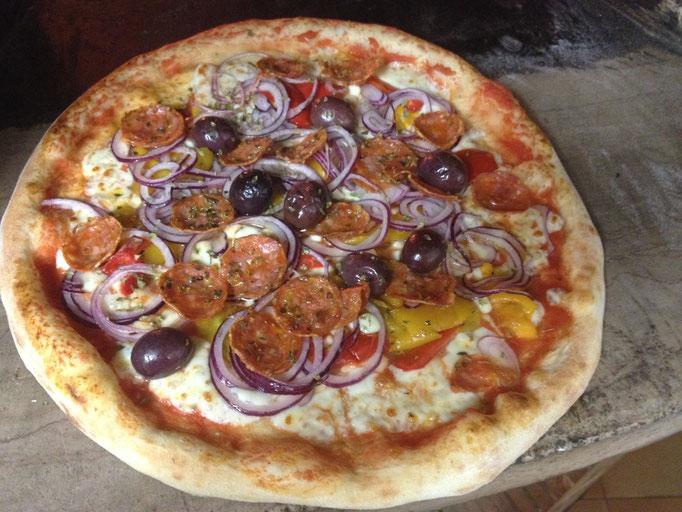 Le Nostre Pizze Hanno Pizzeria Da Rosalba Sacile