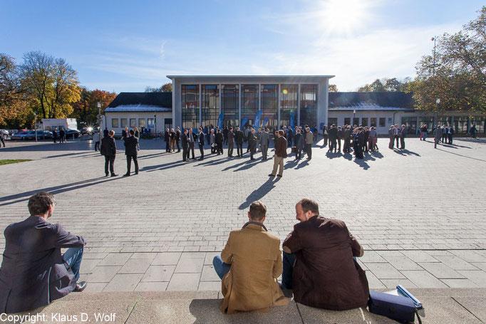 Tagungen und Kongresse  Klaus D Wolf Fotografie Mnchen