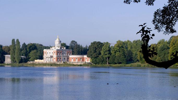 Das Hotel Potsdam am Katharinenholz RUHIG unweit der