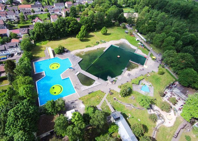 Luftbild Luftaufnahmen Saarland  Fotograf  Videograf  DJ