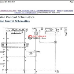 Cruise Control Wiring Diagram F250 Stereo Chevrolet Captiva Diagrams 2009
