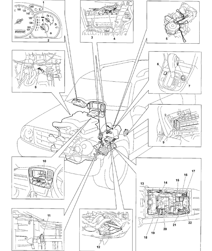 [DIAGRAM] Geo Tracker Fuel System Diagram FULL Version HD