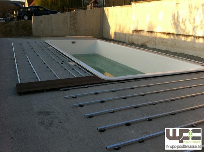 Beliebt Wpc Dielen Unterkonstruktion Alu | Decking Systeme, Terrasse GX62