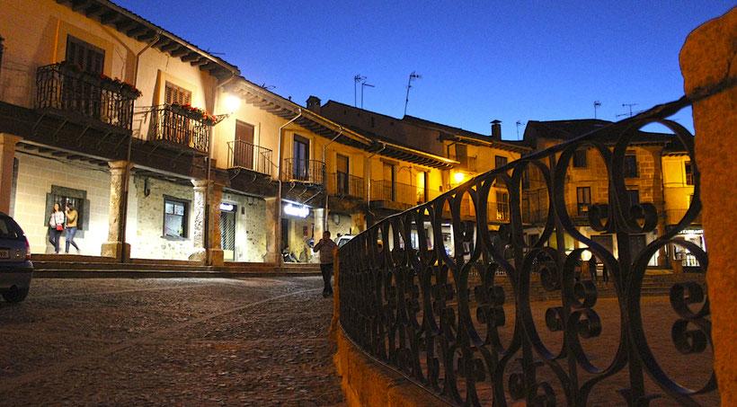 Villa de Riaza Segovia  Segovia un buen plan
