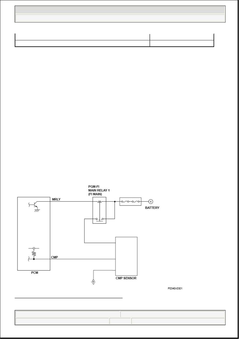 medium resolution of rl camshaft position sensor circuit diagram