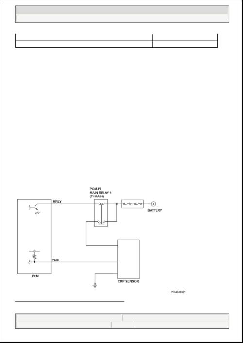 small resolution of rl camshaft position sensor circuit diagram