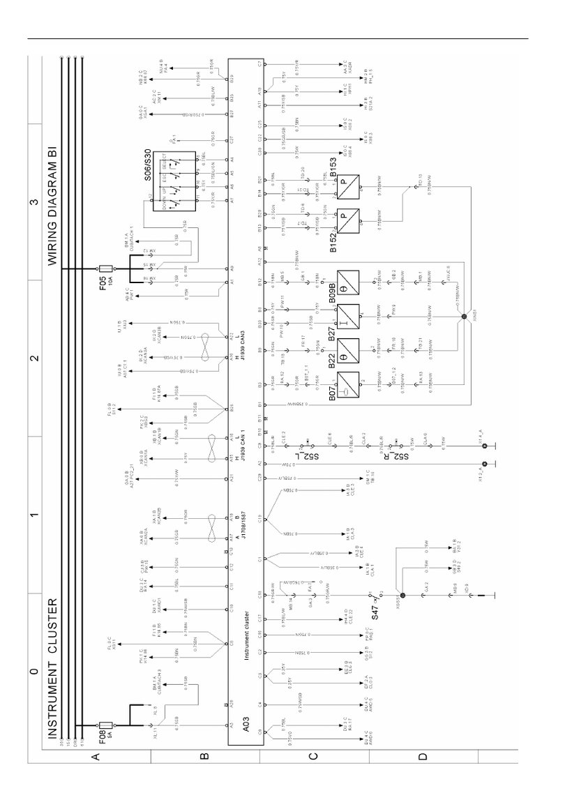 Bmw E36 Cluster Wiring Diagram