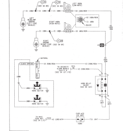 dynasty horn system scheme [ 820 x 1061 Pixel ]