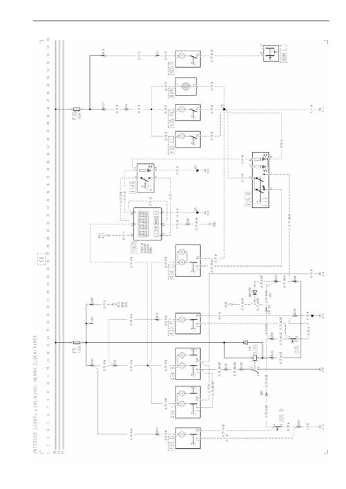 small resolution of fh interior light circuit diagram