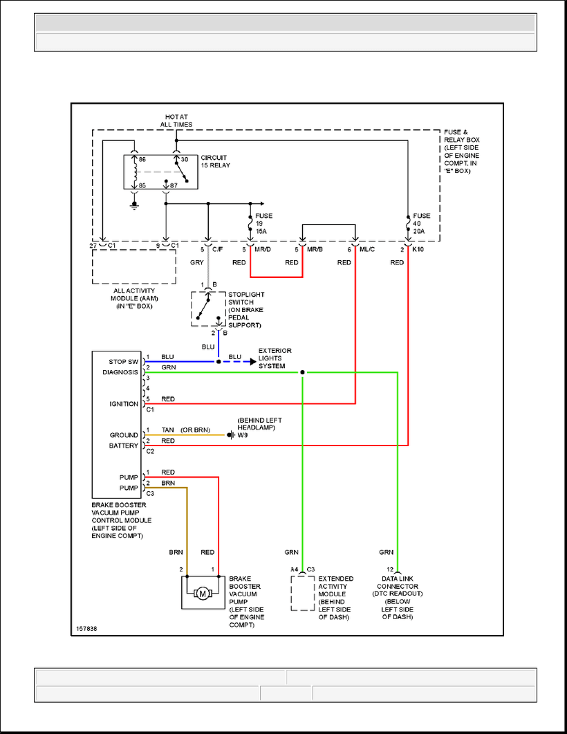 hight resolution of ml320 w163 brake assist circuit diagram