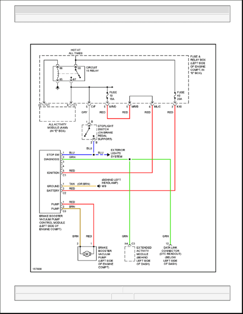 small resolution of ml320 w163 brake assist circuit diagram