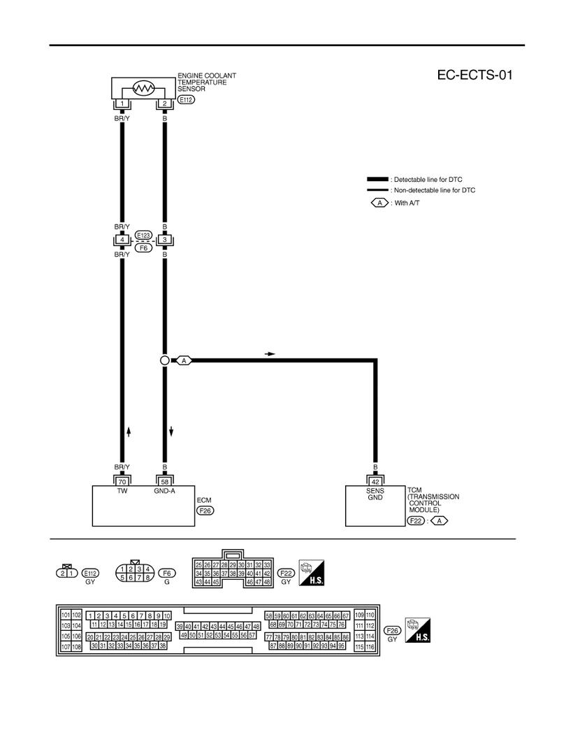 medium resolution of g20 engine coolant temperature ect sensor scheme