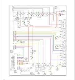 ml320 w163 anti theft circuit w auxiliary alarm schematics [ 820 x 1061 Pixel ]