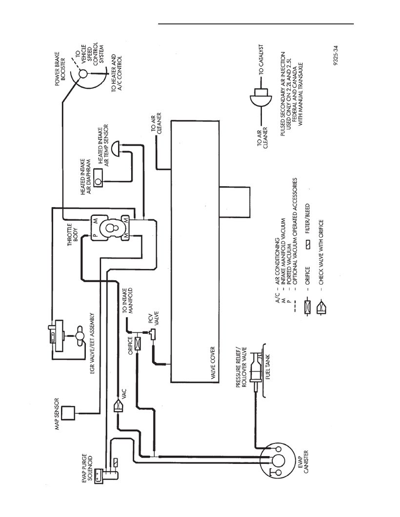 hight resolution of dynasty emission control systems schematics