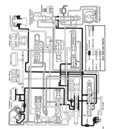 dynasty three speed transaxel hydraulic schematics [ 820 x 1061 Pixel ]