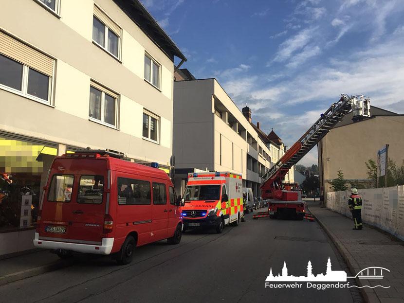 12102017 Wohnungsffnung  Freiwillige Feuerwehr