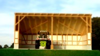 Maschinenhalle fr Bruder Traktoren //BLOG - Stlle ...