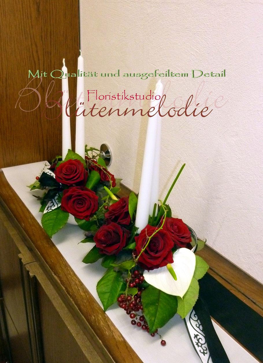 Trauer  Bltenmelodie Floristikstudio Frse