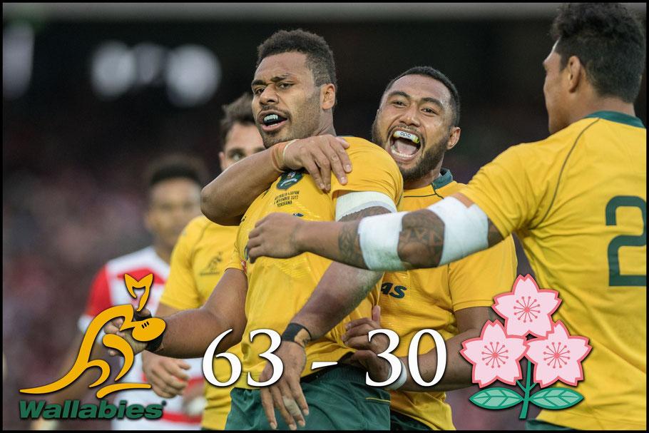 Australia thrashed Japan in Yokohama one day before Silver Star's playoff loss in the same city — Chris Pfaff, Inside Sport: Japan, Nov 4, 2017