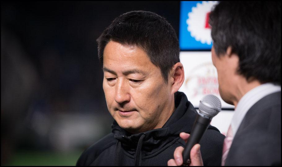 Japan Head Coach Satoshi Fujita – John Gunning, Inside Sport: Japan, Dec 18, 2017