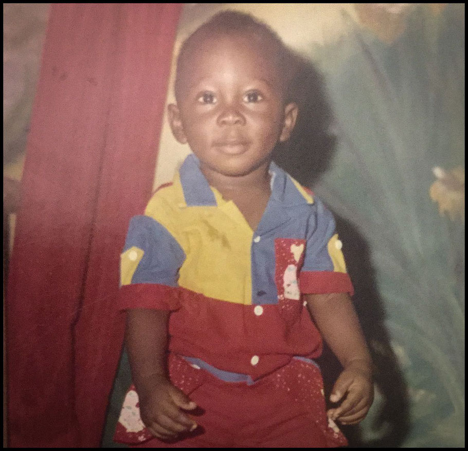Adeyemi spent his early years in Nigeria - Photo courtesy of Al Rilwan Adeyemi
