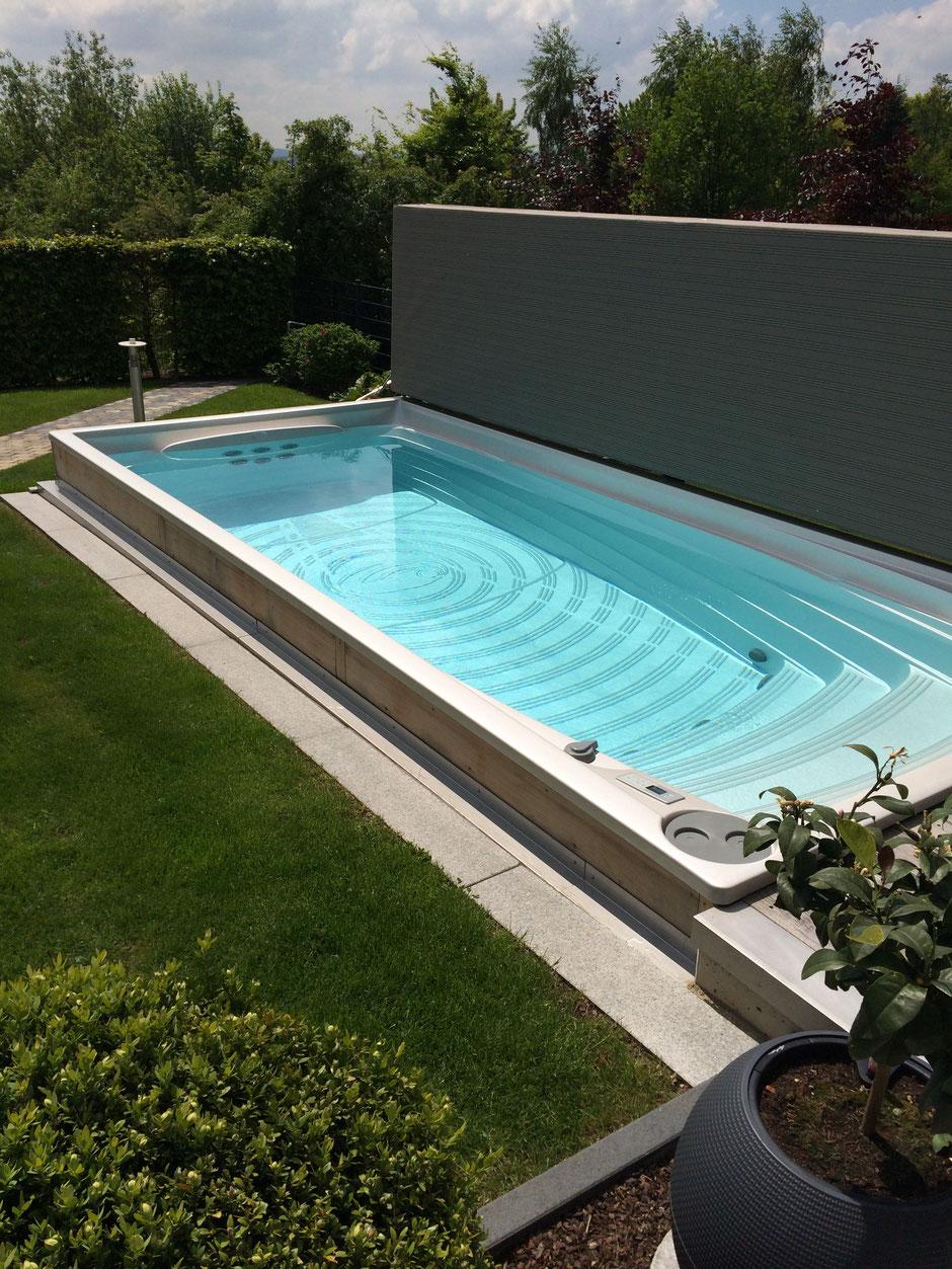 Schwimmspa Kundenbilder  Whirlpoolcenter Weeze