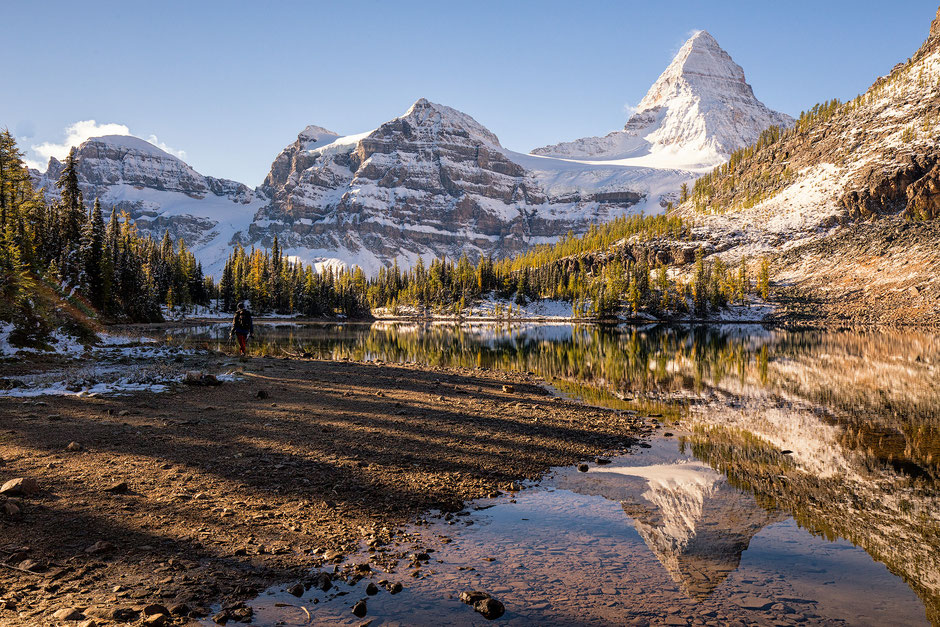 Then you walk along marvel lake and hike up to wonder pass. Guide To Visiting Mount Assiniboine Provincial Park In Canada In A Faraway Land