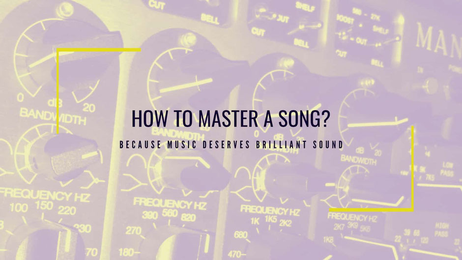 How to Master a Song - Song Mastering, VST Chain Plugins