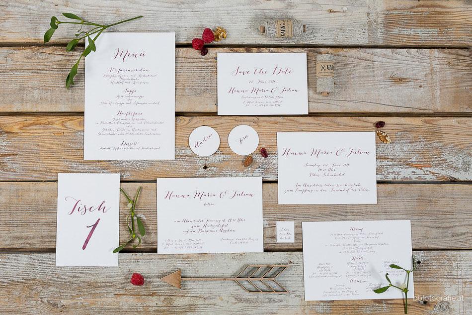 TischdekoInspirationen  bb Hochzeitsfotografie