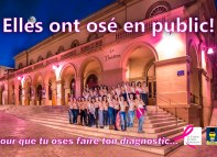 Projet secret Octobre Rose 2016